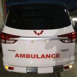 Ambulance Wuling Confero